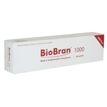 BioBran MGN-3 - Мощен имуно стимулатор (Оригинален Японски Продукт) - 30 сашета